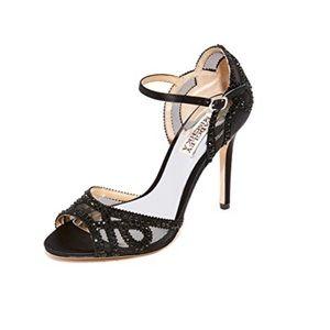 Badgley Mischka Tansy Dress Sandal Black